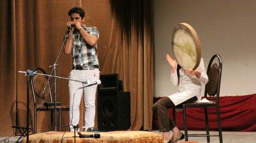 هفدهمین نشست موسیقی دشتستان