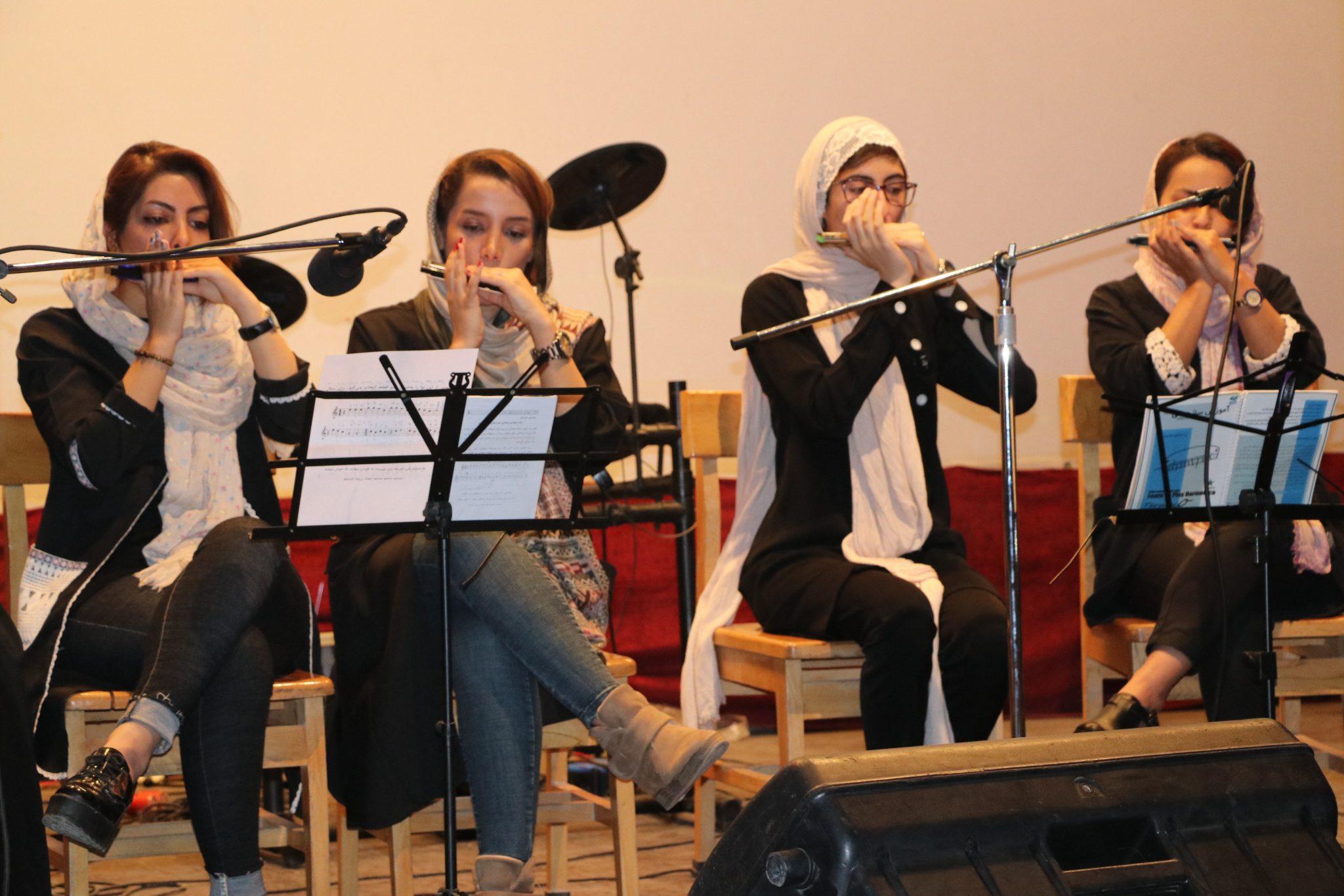 جشن یلدای هنرمندان در برازجان