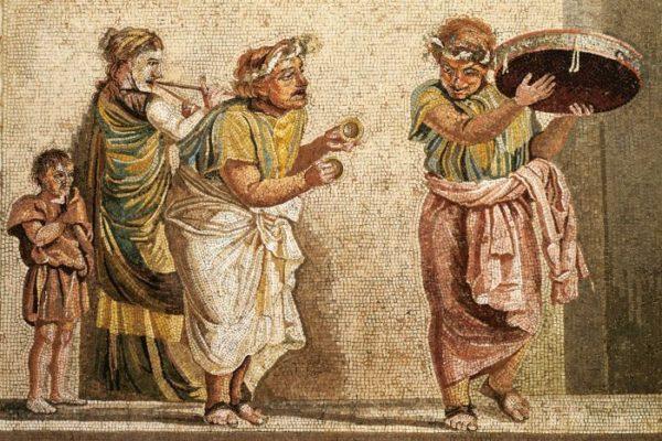 تأثیرات زبان روی ملودی باستان