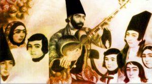 ردیف های موسیقی ایرانی