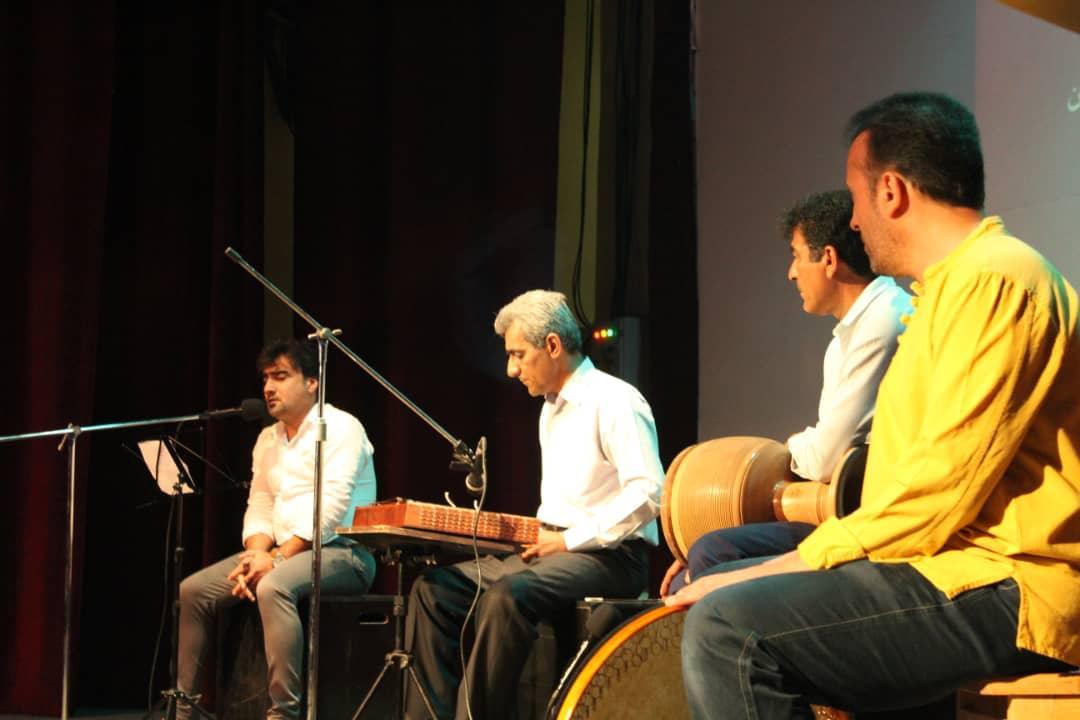 انجمن موسیقی دشتستان