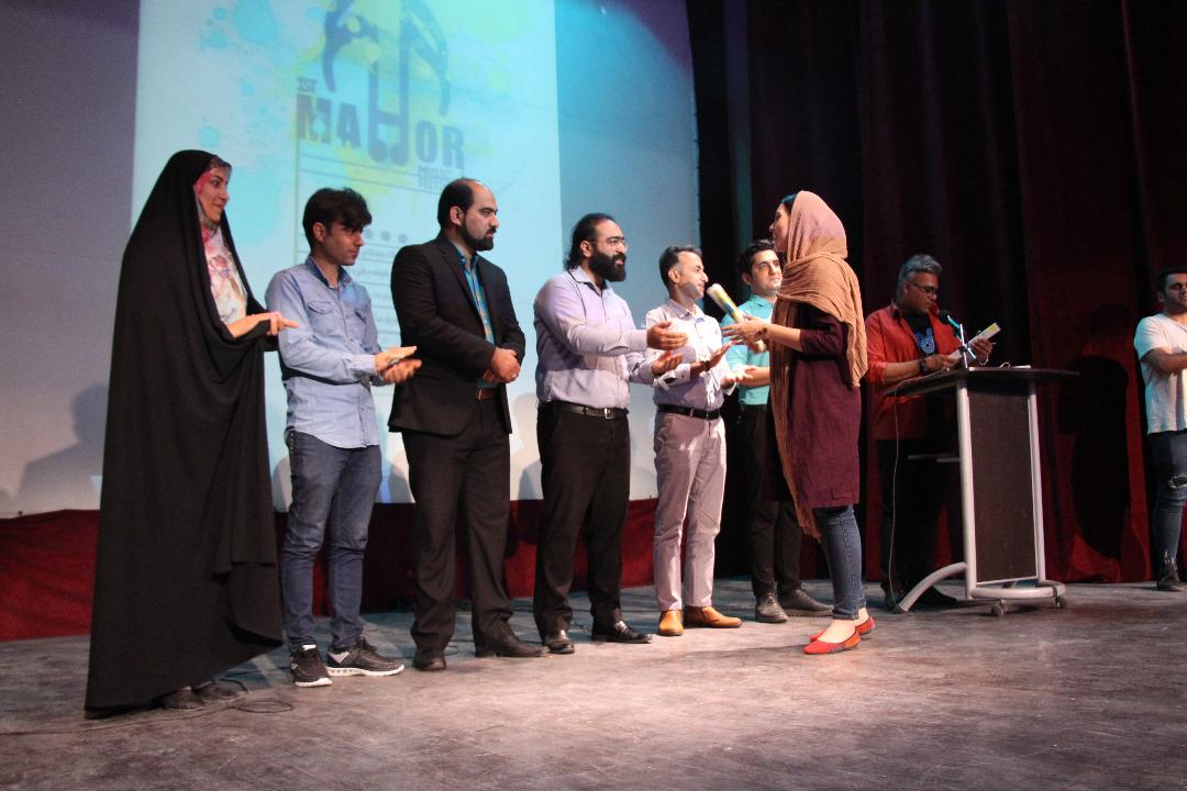 دومین جشنواره موسیقی ماهور