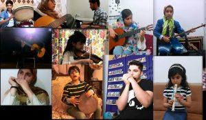 کاندیدای جشنواره ماهور