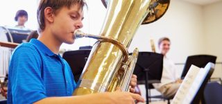 کلاس های موسیقی