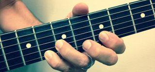 انگشتان و ناخن در گیتار